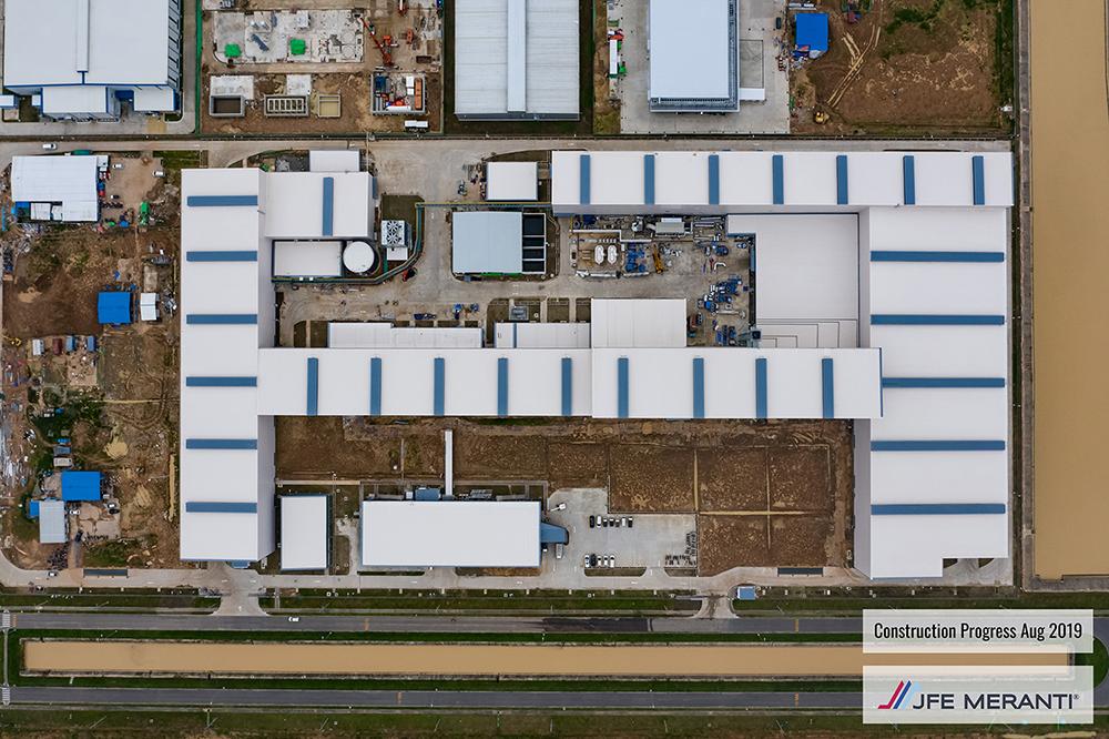 JMM Factory Thilawa SEZ 1
