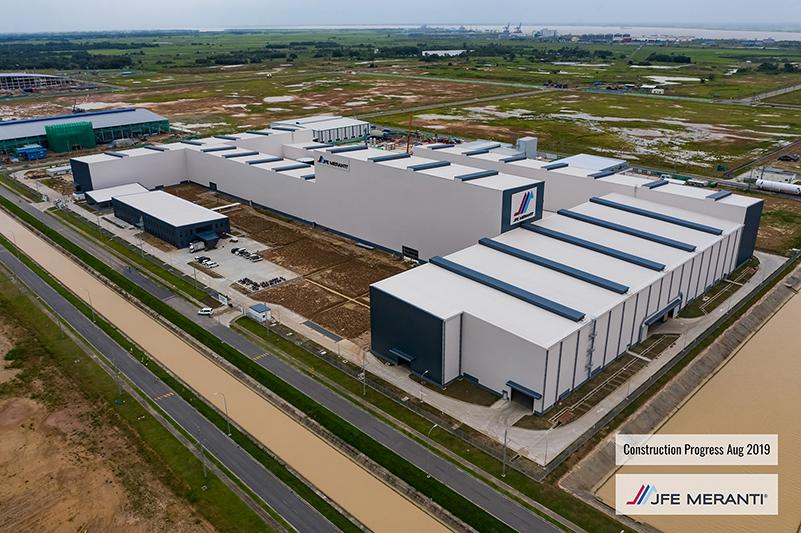 JMM Factory Thilawa SEZ 2