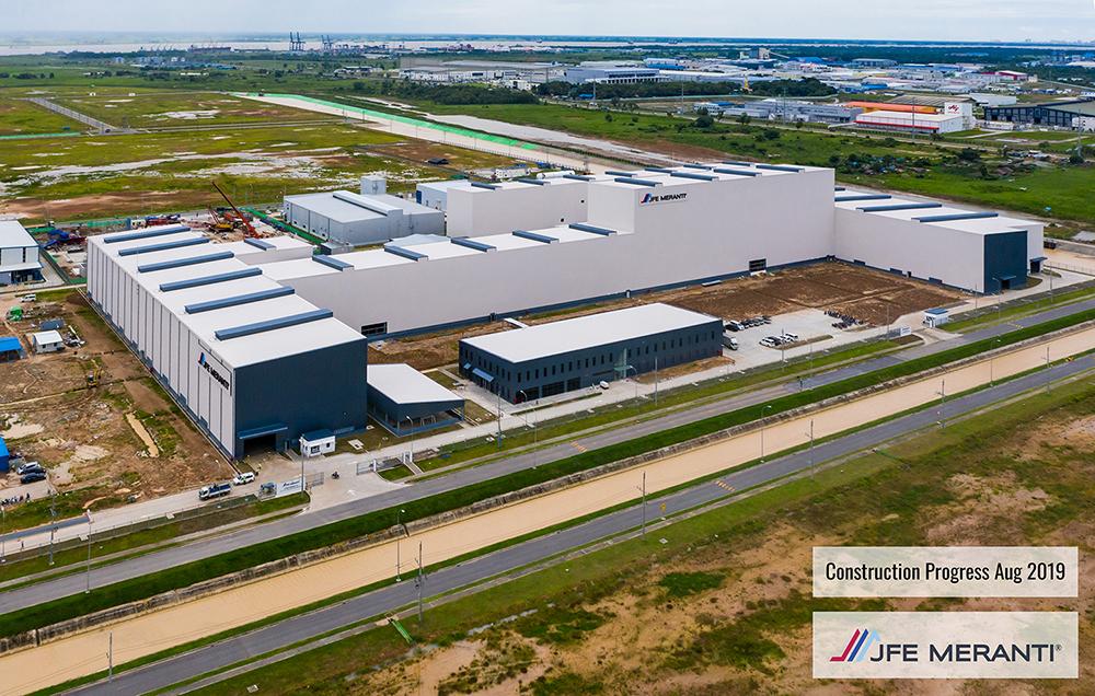 JMM Factory Thilawa SEZ 3